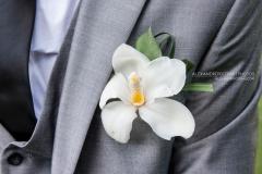 mariage-veston-fleur