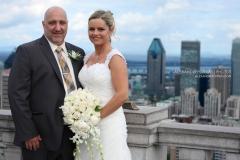 Mariage à Montreal de Sylvain et Isabel au Mont-Royal