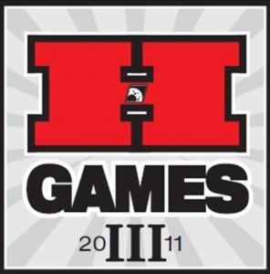 Logo - H-Games 2011